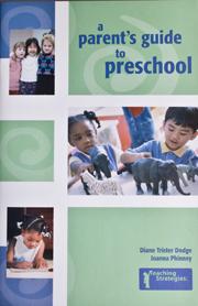 A Parent's Guide to Preschool
