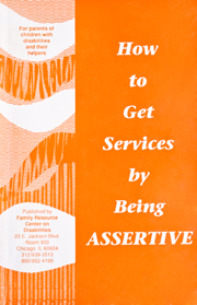 How to Get Services by Being ASSERTIVE