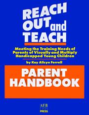 Reach Out and Teach: Parent Handbook