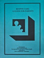 Respite Care: A Guide for Parents