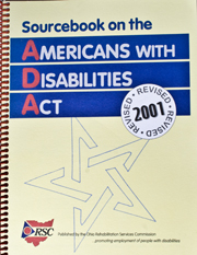 Sourcebook on the Americans With Disabilities Act