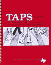 TAPS: An Orientation and Mobility Curriculum for Students With Visual Impairments