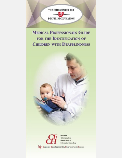 Medical Professionals Guide for the Identification of Children with Deafblindness