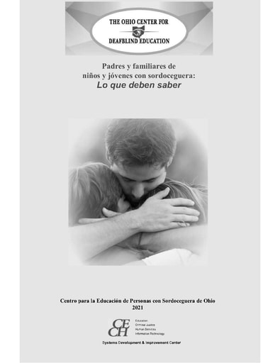 Parents and Families of Children with Deafblindness (2021) - Spanish