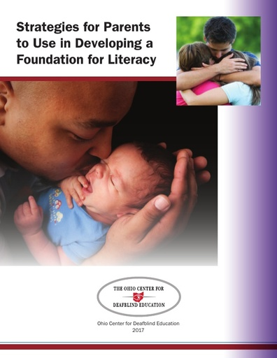 Strategies for Parent to Use in Developing a Foundation for Literacy, 2017